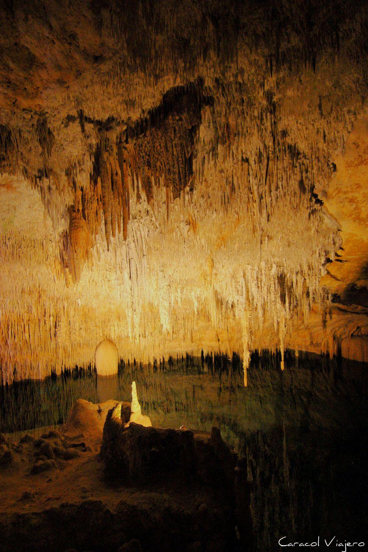 Baños de Diana, cuevas del Drach