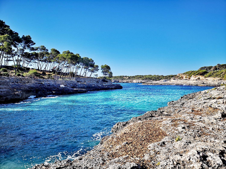 calas bonitas de Mallorca