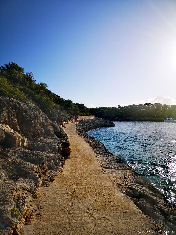 S'Amarador paseo costero