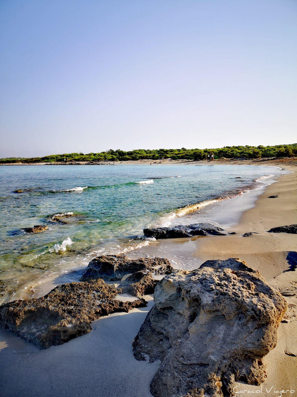 calas bonitas en Mallorca: Peregons Grans