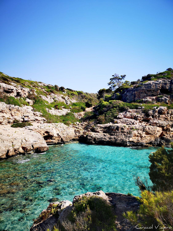 calas vírgenes en Mallorca
