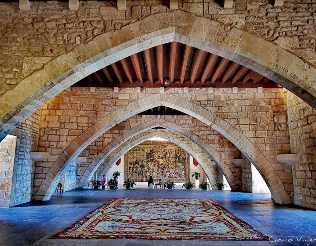 Palacio real de la Almudaina en Palma   Guía de visita