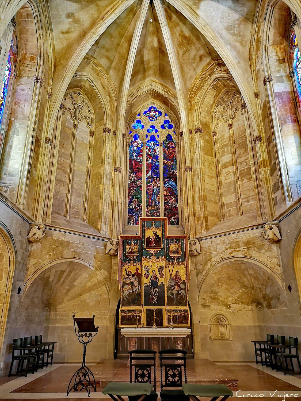 capilla del palacio de la Almudaina