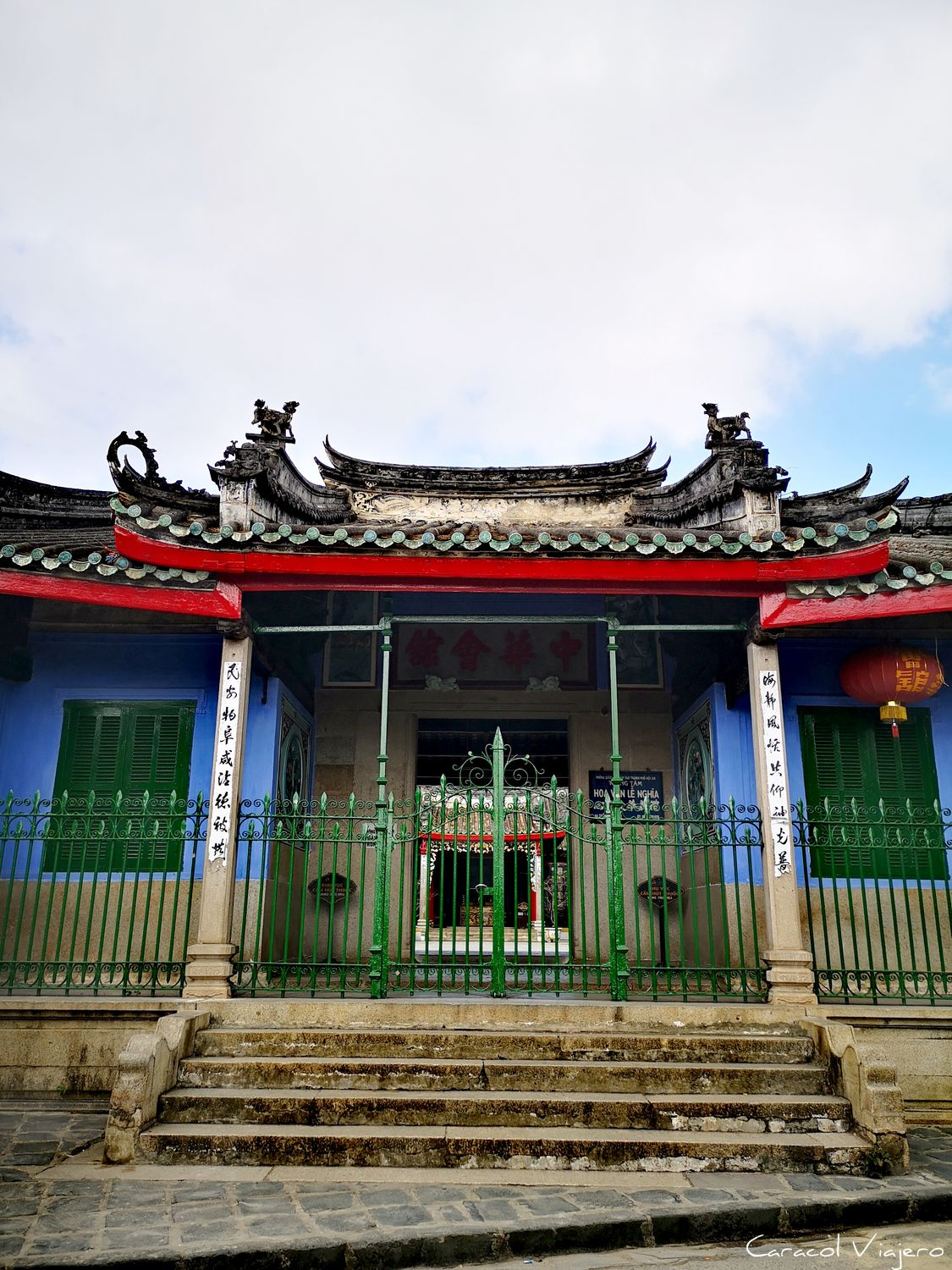 Assembly Chinese Hall