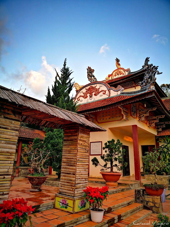 Pagoda Linh Sohn