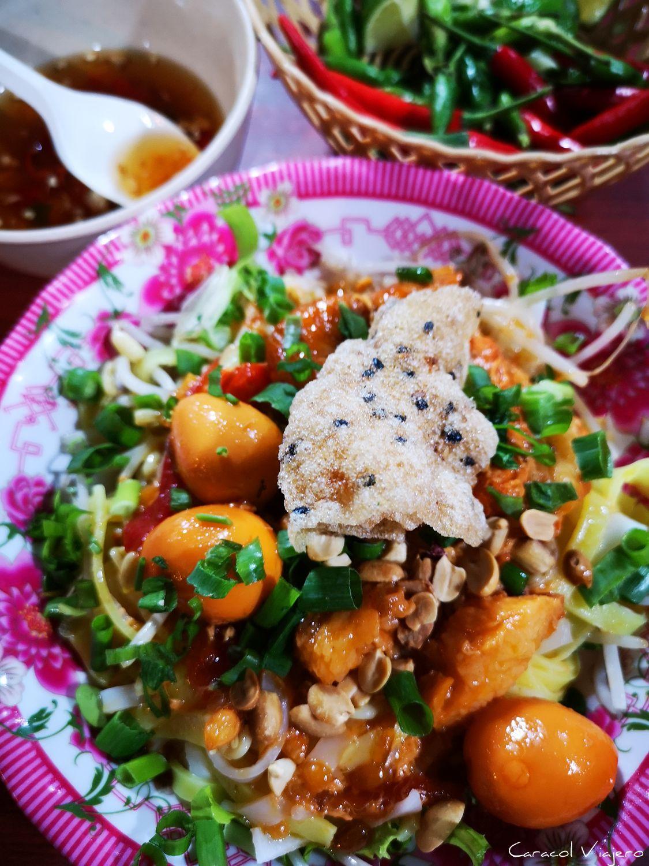 My Quang plato típico Hoi An