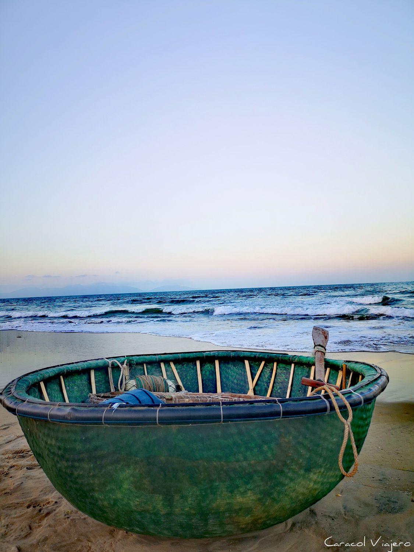 Playa Cua Dai en Vietnam