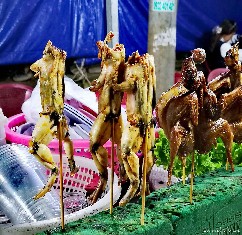 Mercado nocturno Hoi An