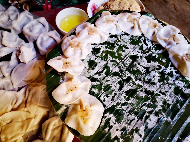 White roses en Hoi An