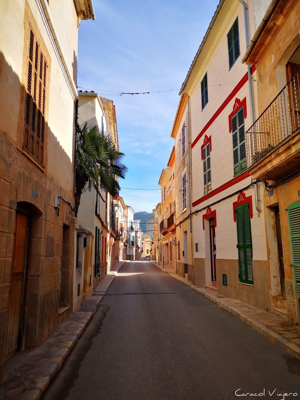 Pueblos bonitos en Mallorca