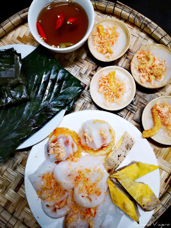aperitivos de Hue