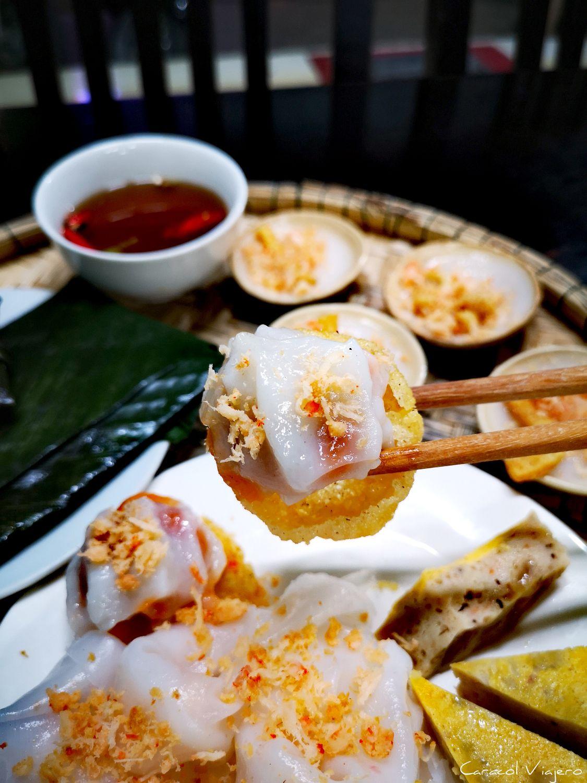 Banh Beo en Hue