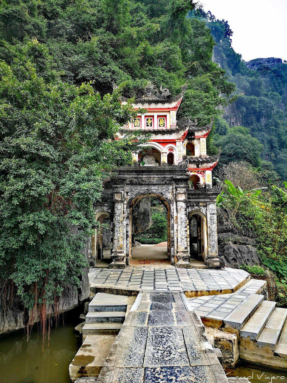 Pagoda Bich Dong en Ninh Binh