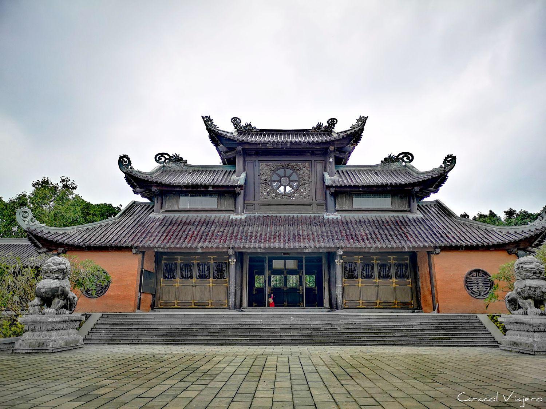 complejo Dai Binh Vietnam