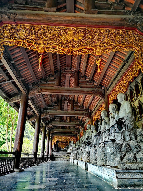 Pagodas en Ninh Binh