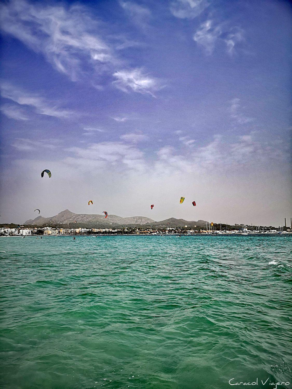 Kitesurf y otros deportes Mallorca