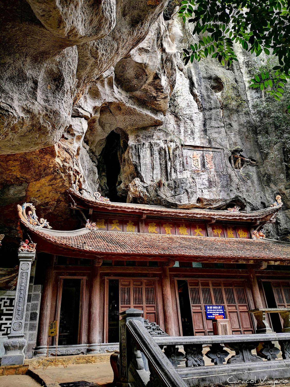Pagoda Bich Dong en Vietnam