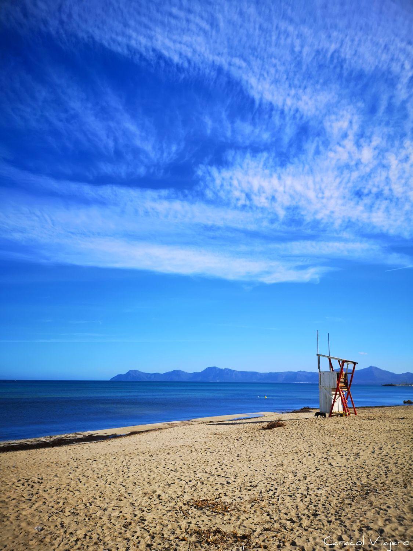 Playas de Muro, Mallorca