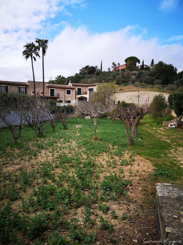 Pueblo de Puigpunyent