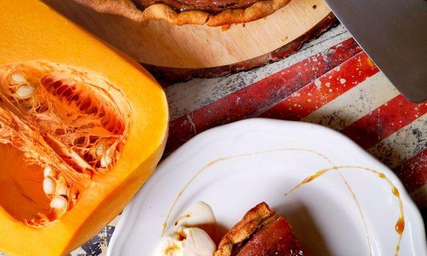 Tarta de calabaza, el postre del Día de Acción de Gracias