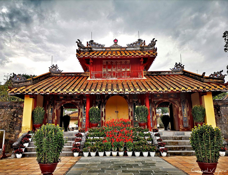 Templo Tumba Minh Mang