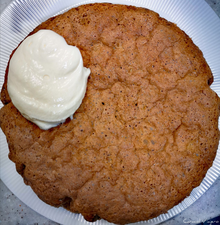 Morotskaka - tarta de zanahoria sueca