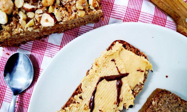 Pan de calabaza sin azúcar | Harina de Avena