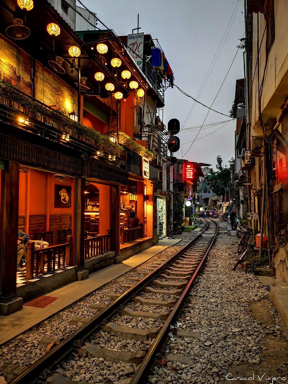 Train Street