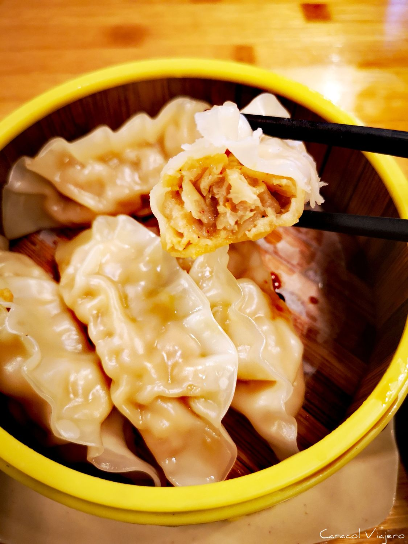 Dumplings en Hanói