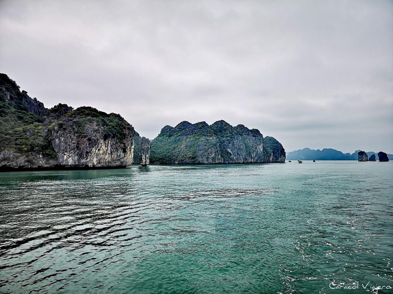 Crucero en la bahía de Halong ¿de 2 o 3 días?