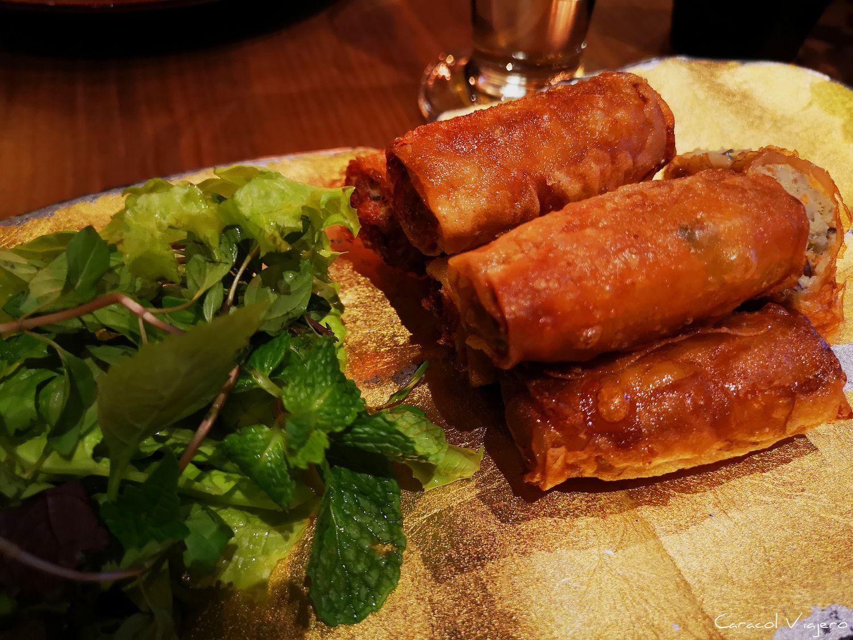 qué comer en Hanói