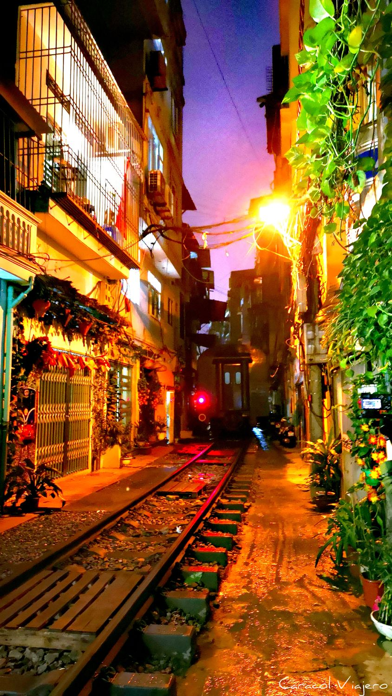 Tren vietnam