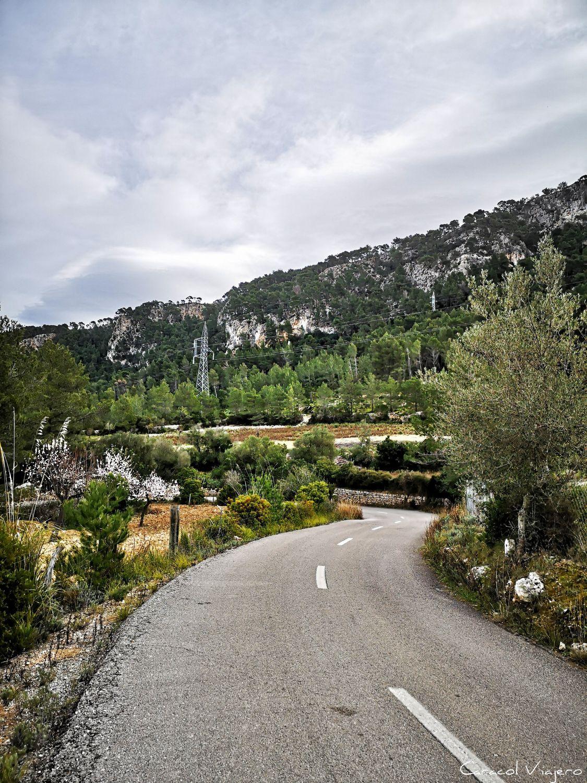 Rutas cicloturistas Mallorca