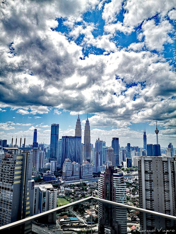Torres Petronas - Viajar a Malasia