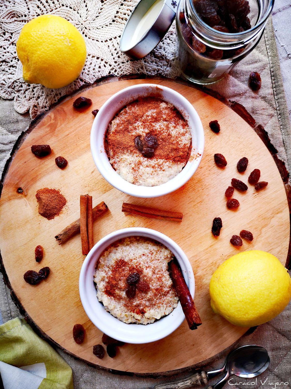 postre quinoa con leche de coco
