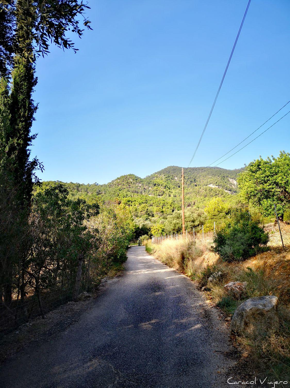 Torrente de Coanegra excursión