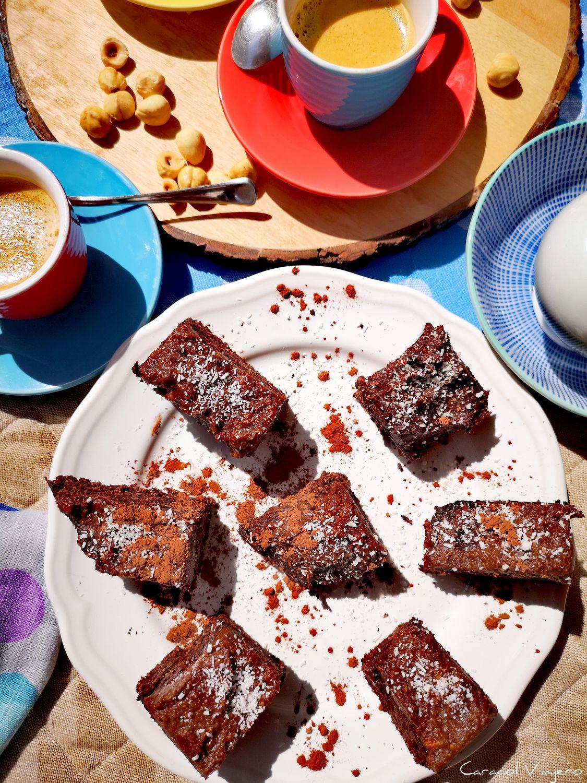 Brownie de boniato   Receta saludable sin azúcar