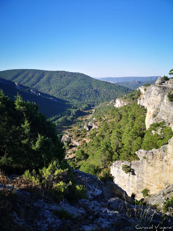 Senderismo en la Serranía Alta de Cuenca
