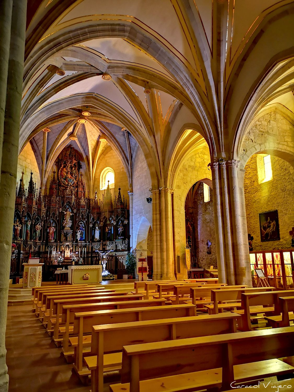 Cuenca, iglesia