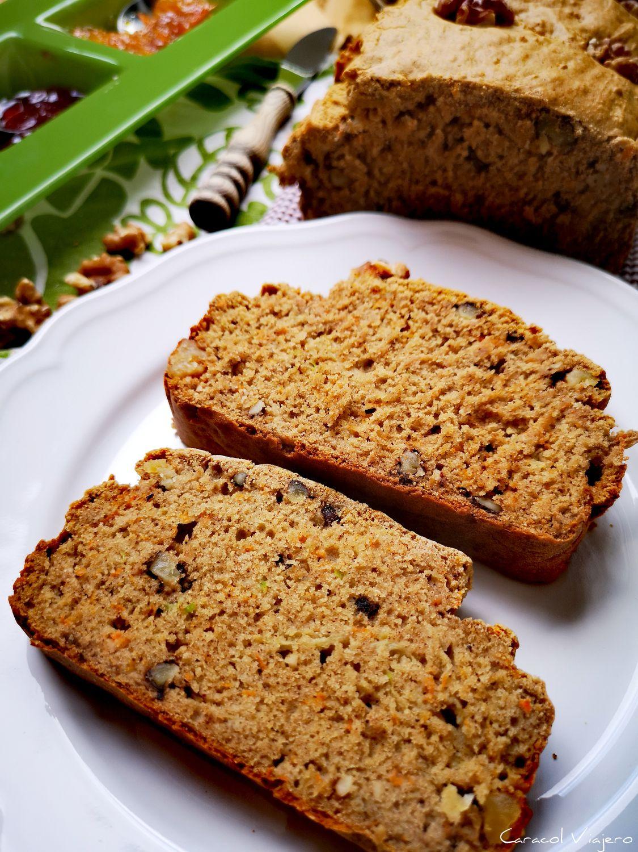 Pan con harina de arroz integral
